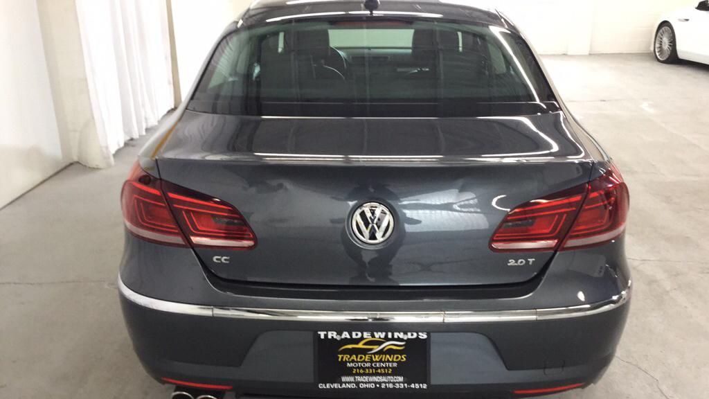 2013 VOLKSWAGEN CC SPORT for sale at Tradewinds Motor Center