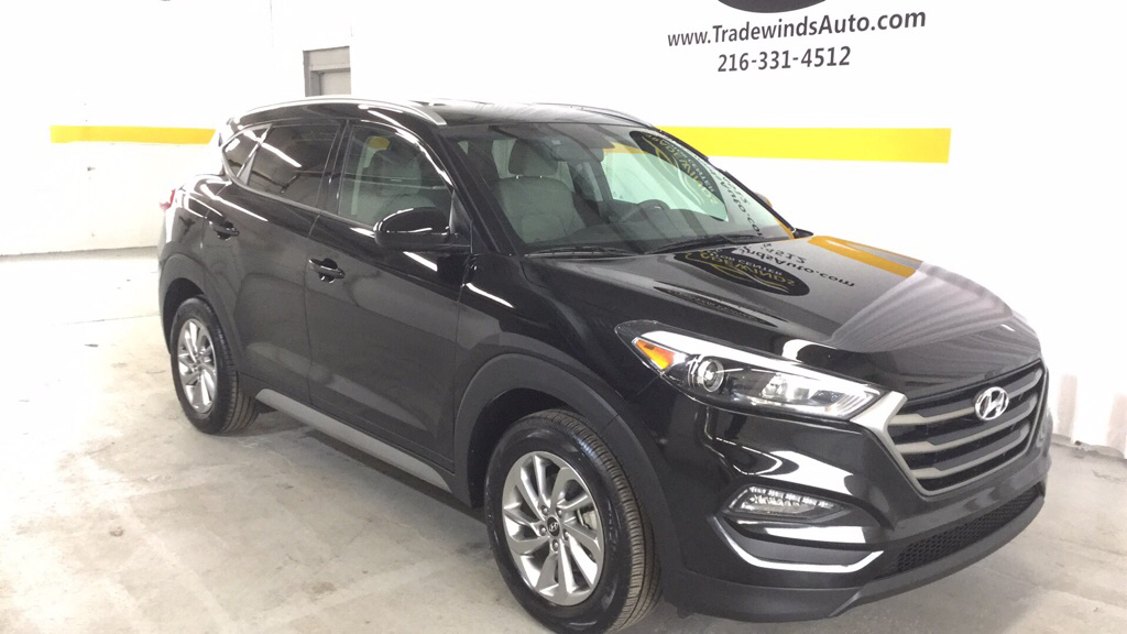 2018 HYUNDAI TUCSON SEL for sale at Tradewinds Motor Center