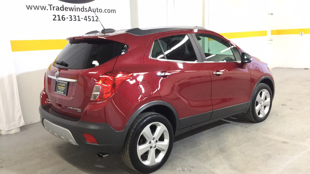 2015 BUICK ENCORE  for sale at Tradewinds Motor Center