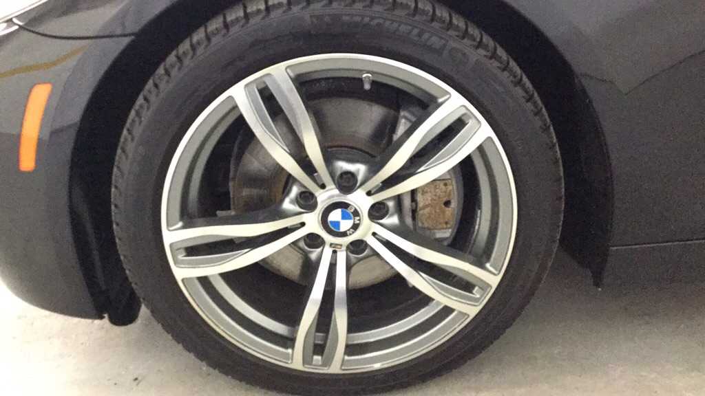 2011 BMW 550 XI XI for sale at Tradewinds Motor Center