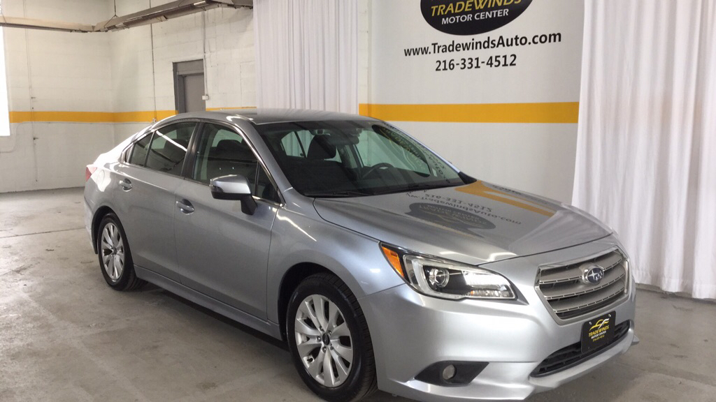 2016 SUBARU LEGACY 2.5I PREMIUM for sale at Tradewinds Motor Center