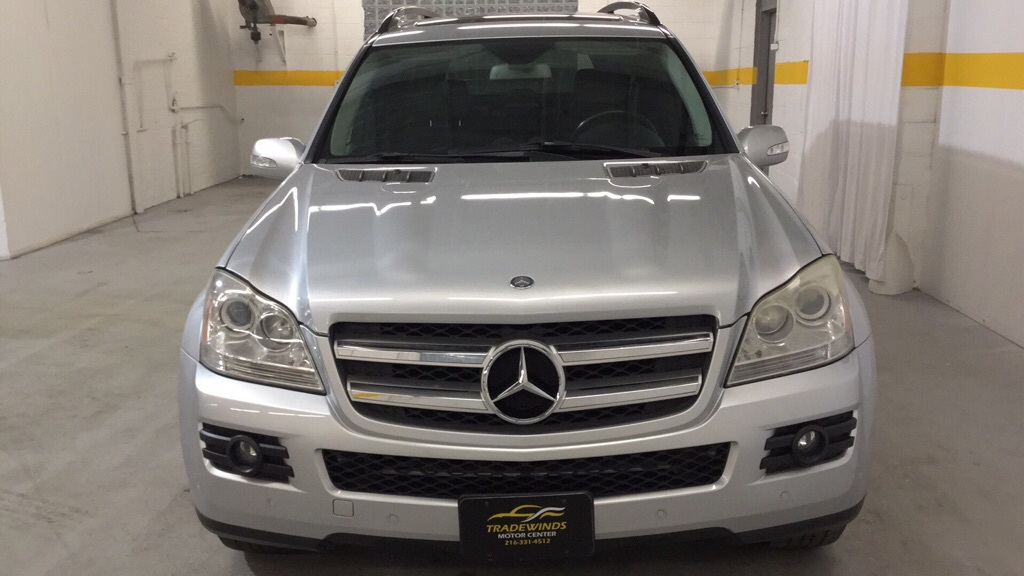 2008 MERCEDES-BENZ GL 450 4MATIC for sale at Tradewinds Motor Center