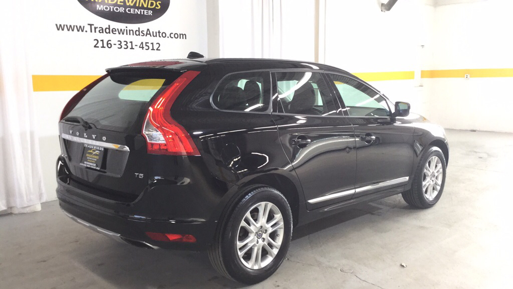 2015 VOLVO XC60 T5 for sale at Tradewinds Motor Center