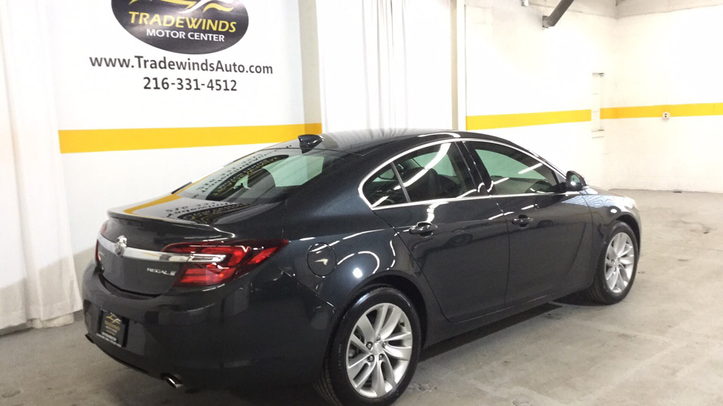 2016 BUICK REGAL PREMIUM for sale at Tradewinds Motor Center