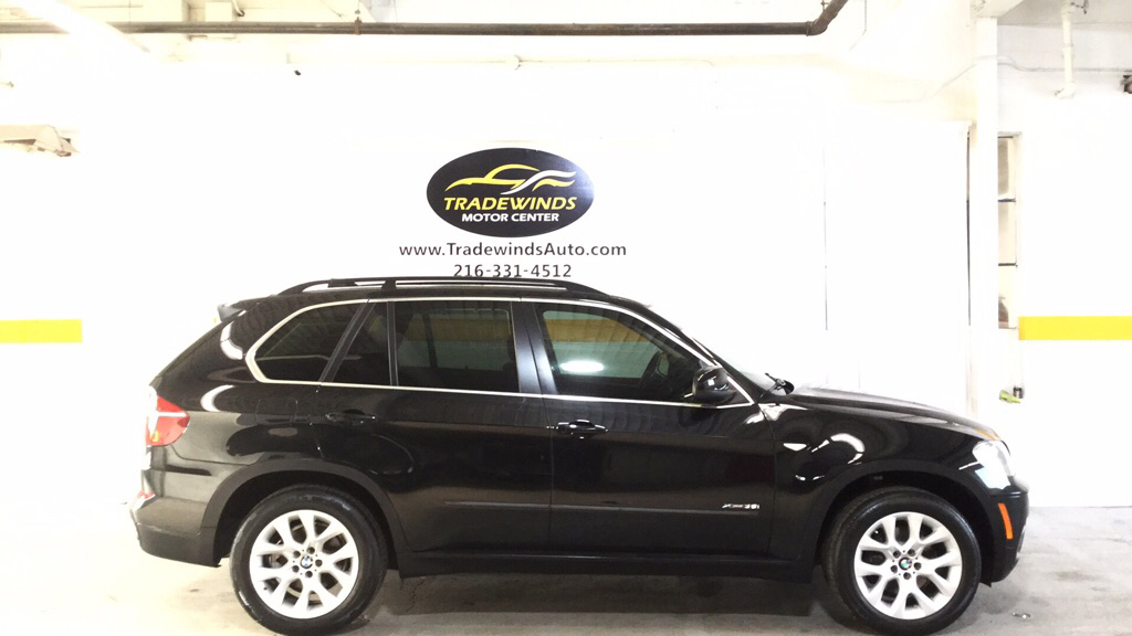 2013 BMW X5 PREMIUM PKG XDRIVE35I for sale at Tradewinds Motor Center