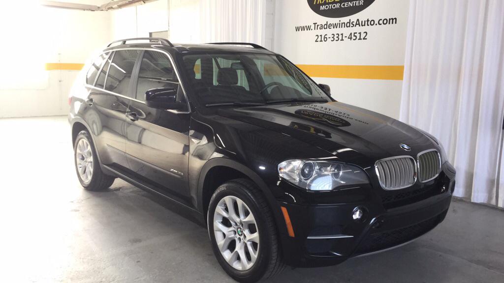 2013 BMW X5 PREMIUM PKG XDRIVE35I for sale at Tradewinds Motor Center