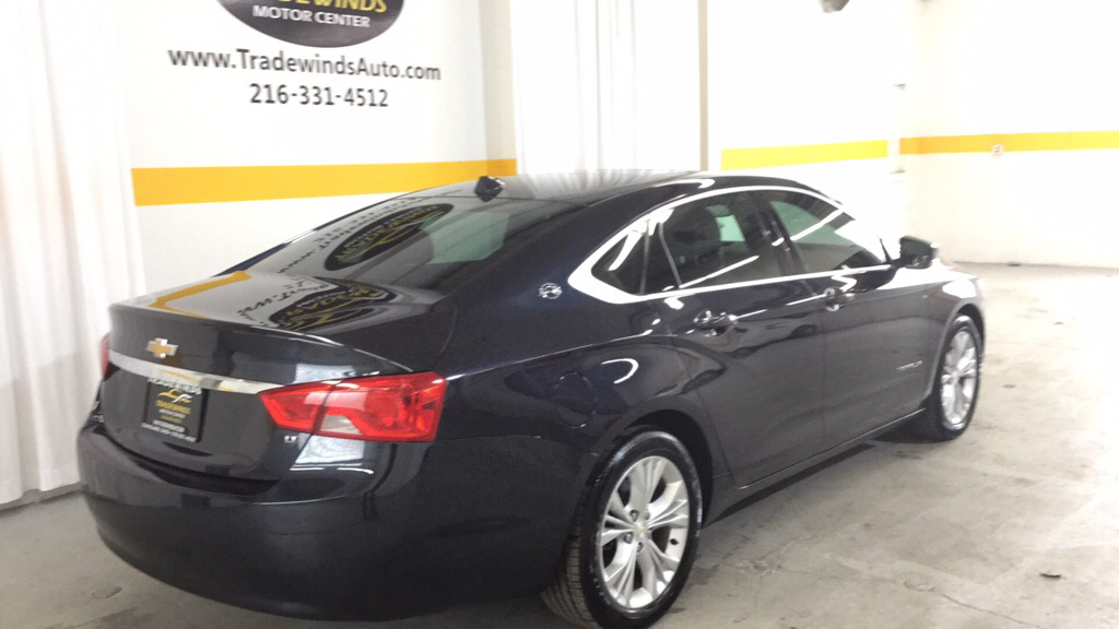 2014 CHEVROLET IMPALA LT for sale at Tradewinds Motor Center
