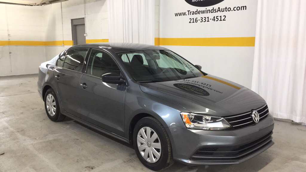 2016 VOLKSWAGEN JETTA 1.4T S for sale at Tradewinds Motor Center