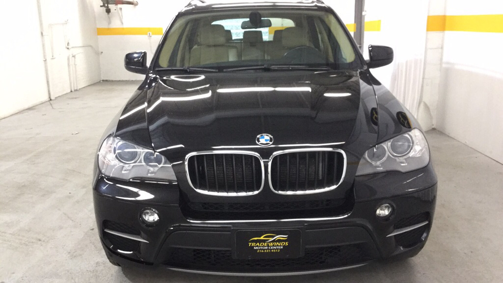 2012 BMW X5 XDRIVE35I for sale at Tradewinds Motor Center