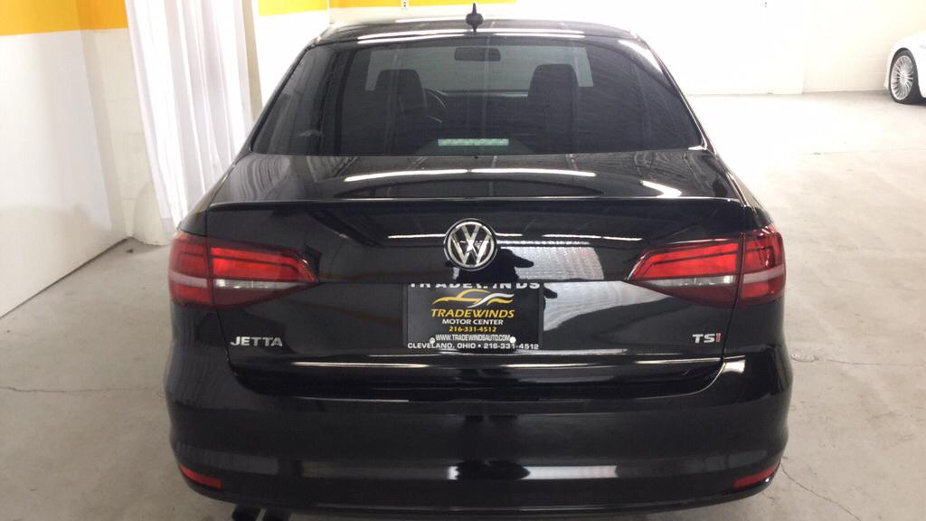 2016 VOLKSWAGEN JETTA SPORT for sale at Tradewinds Motor Center