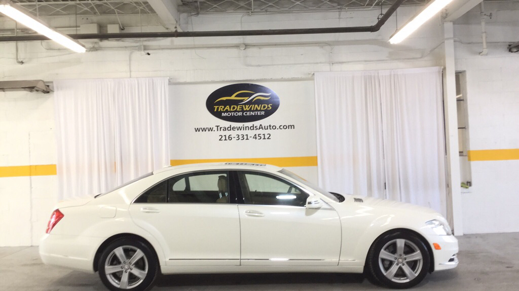 2010 MERCEDES-BENZ S-CLASS S550 4MATIC for sale at Tradewinds Motor Center