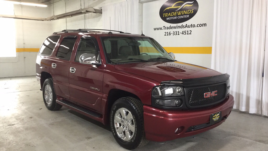 2005 GMC YUKON DENALI for sale at Tradewinds Motor Center