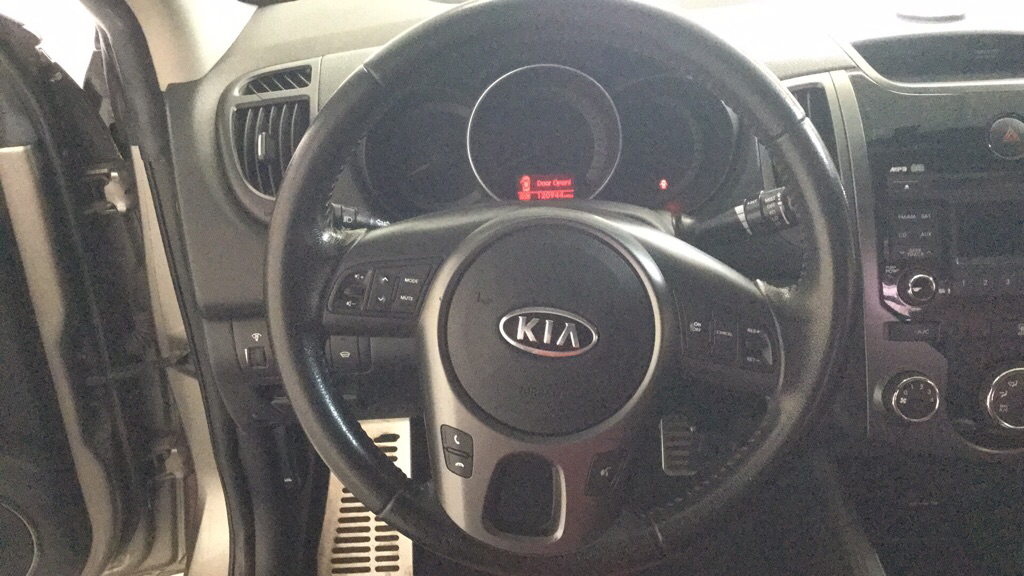 2010 KIA FORTE KOUP SX for sale at Tradewinds Motor Center