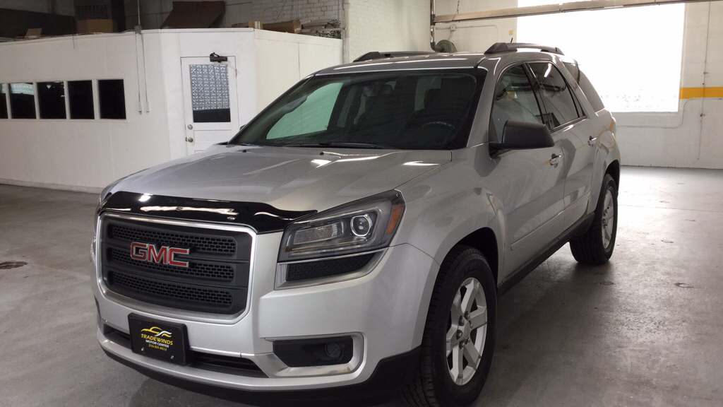 2014 GMC ACADIA SLE for sale at Tradewinds Motor Center