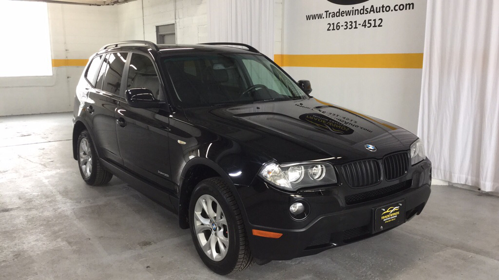 2010 BMW X3 XDRIVE30I for sale at Tradewinds Motor Center