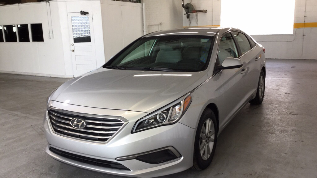2017 HYUNDAI SONATA SE for sale at Tradewinds Motor Center