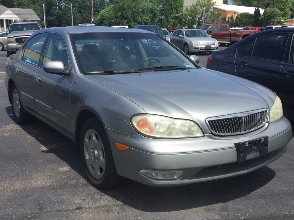 2001 INFINITI I30  for sale at Tradewinds Motor Center