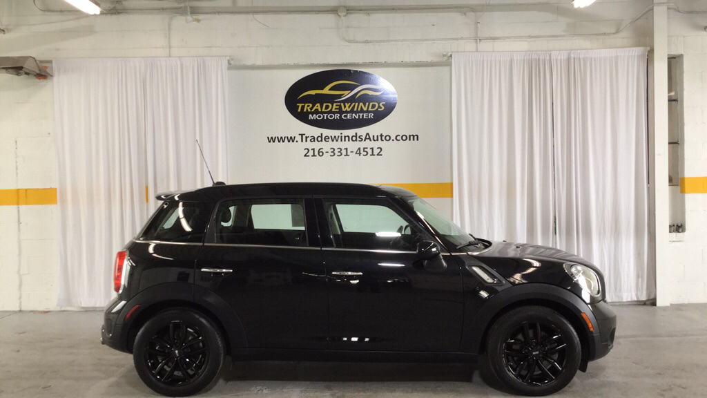 2015 MINI COOPER S COUNTRYMAN for sale at Tradewinds Motor Center