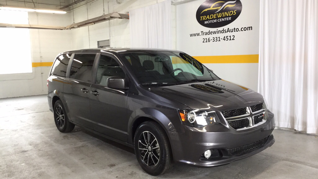 2018 DODGE GRAND CARAVAN SE for sale at Tradewinds Motor Center