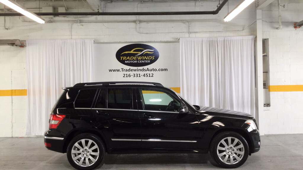 2011 MERCEDES-BENZ GLK 350 4MATIC for sale at Tradewinds Motor Center