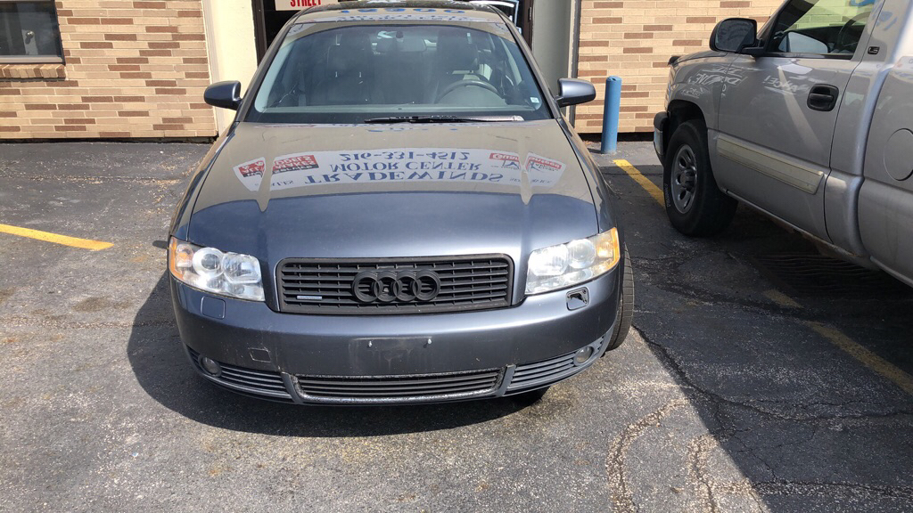 2002 AUDI A4 3.0 QUATTRO for sale at Tradewinds Motor Center
