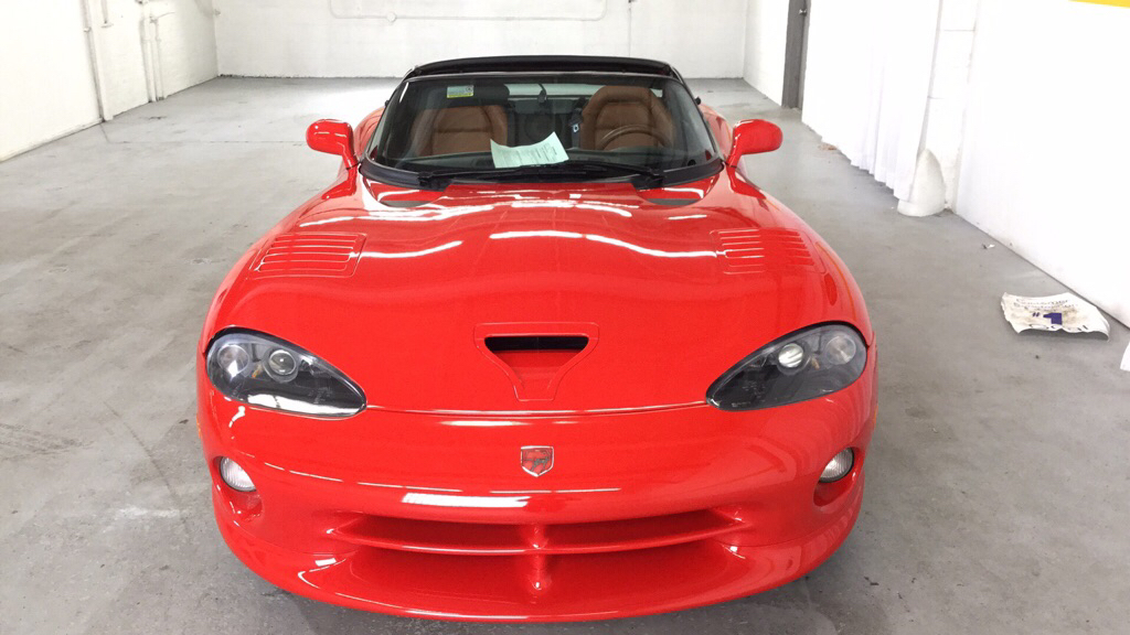 2000 DODGE VIPER RT-10 for sale at Tradewinds Motor Center