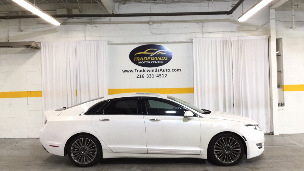 2014 LINCOLN MKZ AWD  for sale at Tradewinds Motor Center