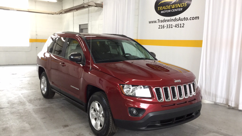 2014 JEEP COMPASS SPORT for sale at Tradewinds Motor Center