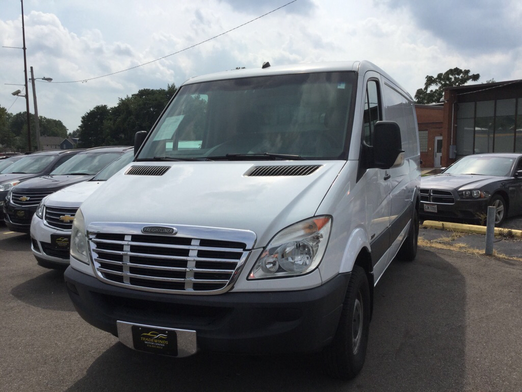 2007 FREIGHTLINER SPRINTER 2500 for sale at Tradewinds Motor Center