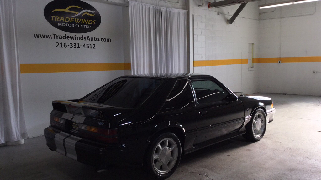 1993 FORD MUSTANG COBRA for sale at Tradewinds Motor Center
