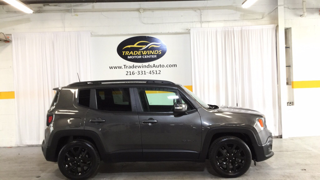 2018 JEEP RENEGADE LATITUDE for sale at Tradewinds Motor Center