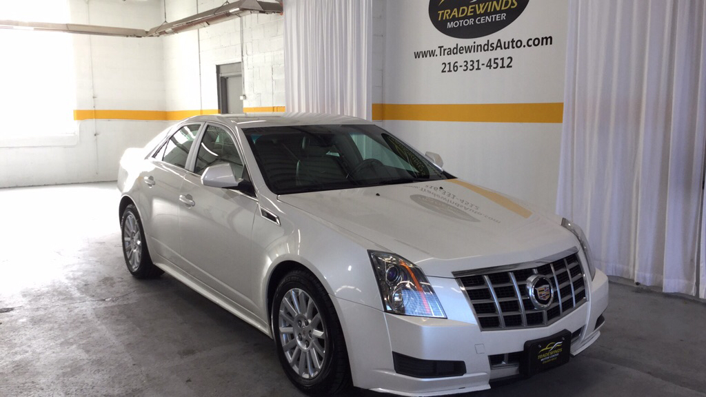 2013 CADILLAC CTS LUXURY COLLECTION for sale at Tradewinds Motor Center