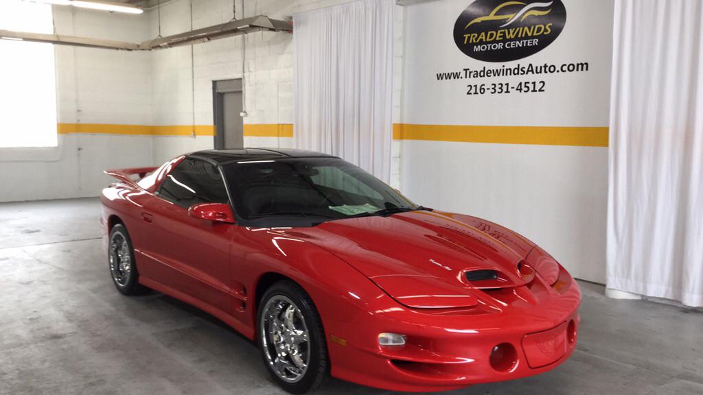 2002 PONTIAC FIREBIRD FORMULA TRANS AM WS6 for sale at Tradewinds Motor Center