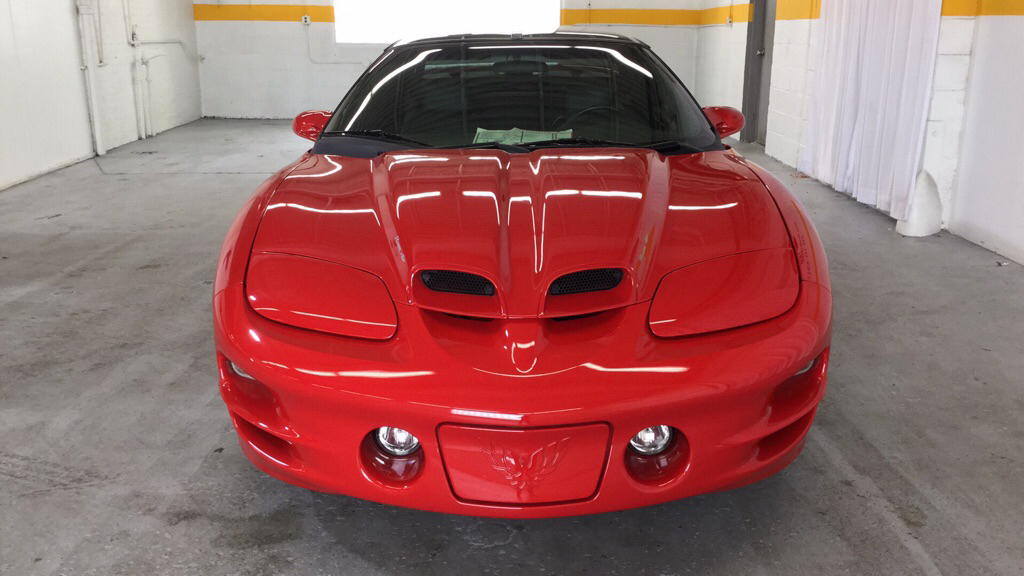 2002 PONTIAC FIREBIRD FORMULA TRANS AM WS6 for sale at Tradewinds Motor Center