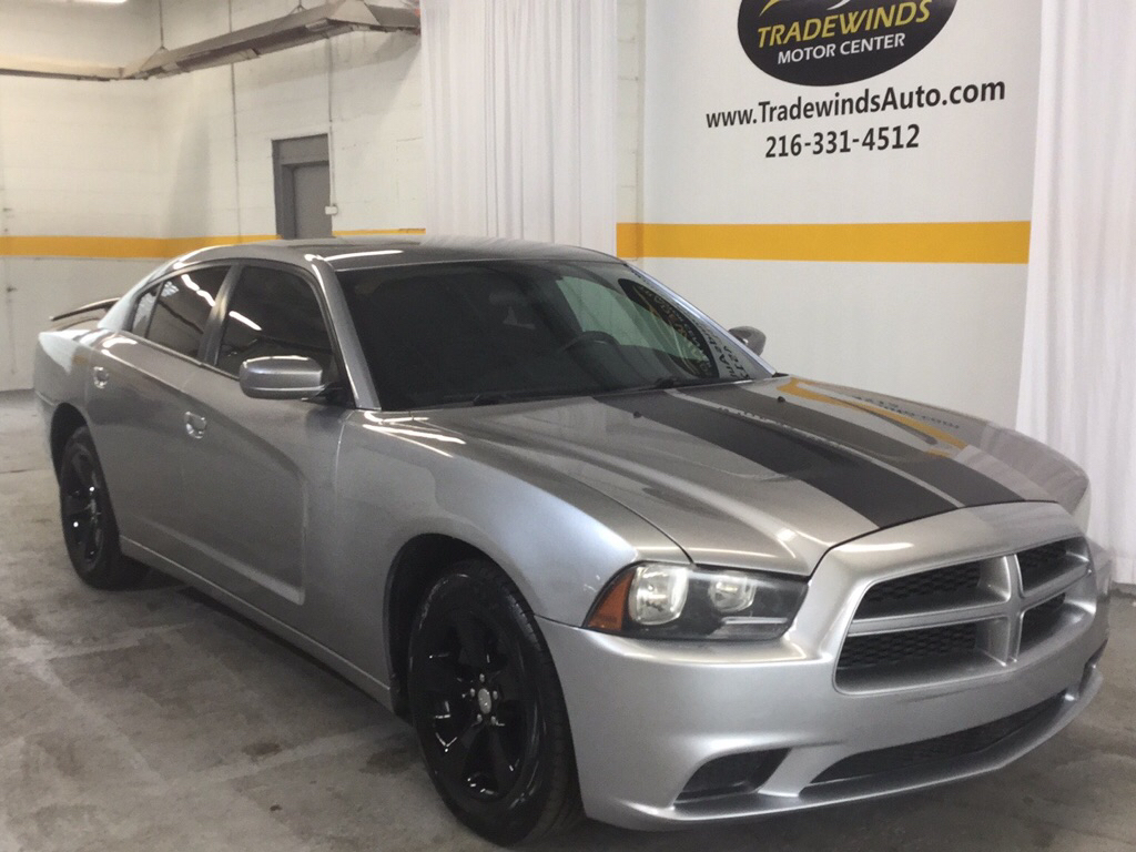 2011 DODGE CHARGER  for sale at Tradewinds Motor Center