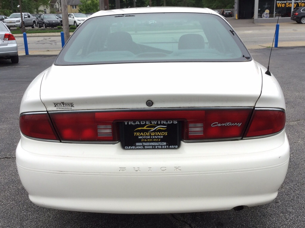 2003 BUICK CENTURY CUSTOM for sale at Tradewinds Motor Center