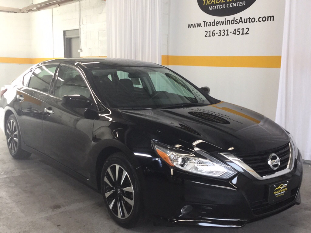 2018 NISSAN ALTIMA 2.5 SV for sale at Tradewinds Motor Center