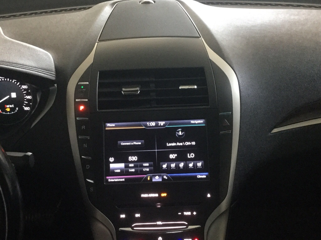 2015 LINCOLN MKZ AWD  for sale at Tradewinds Motor Center