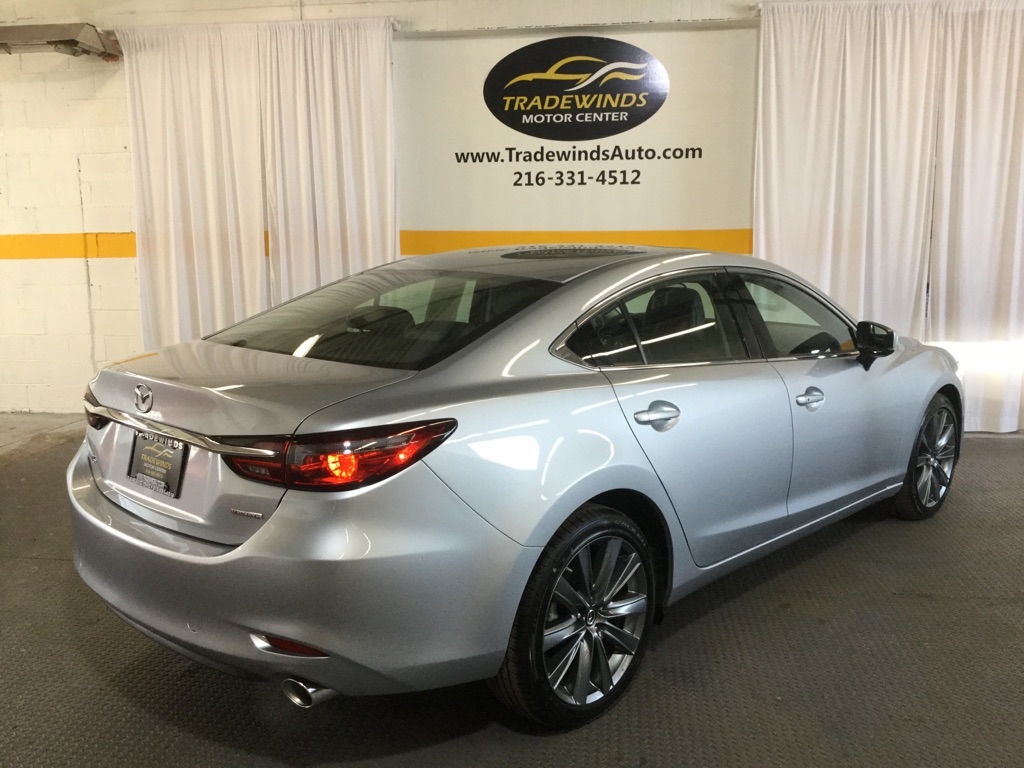 2019 MAZDA 6 TOURING for sale at Tradewinds Motor Center