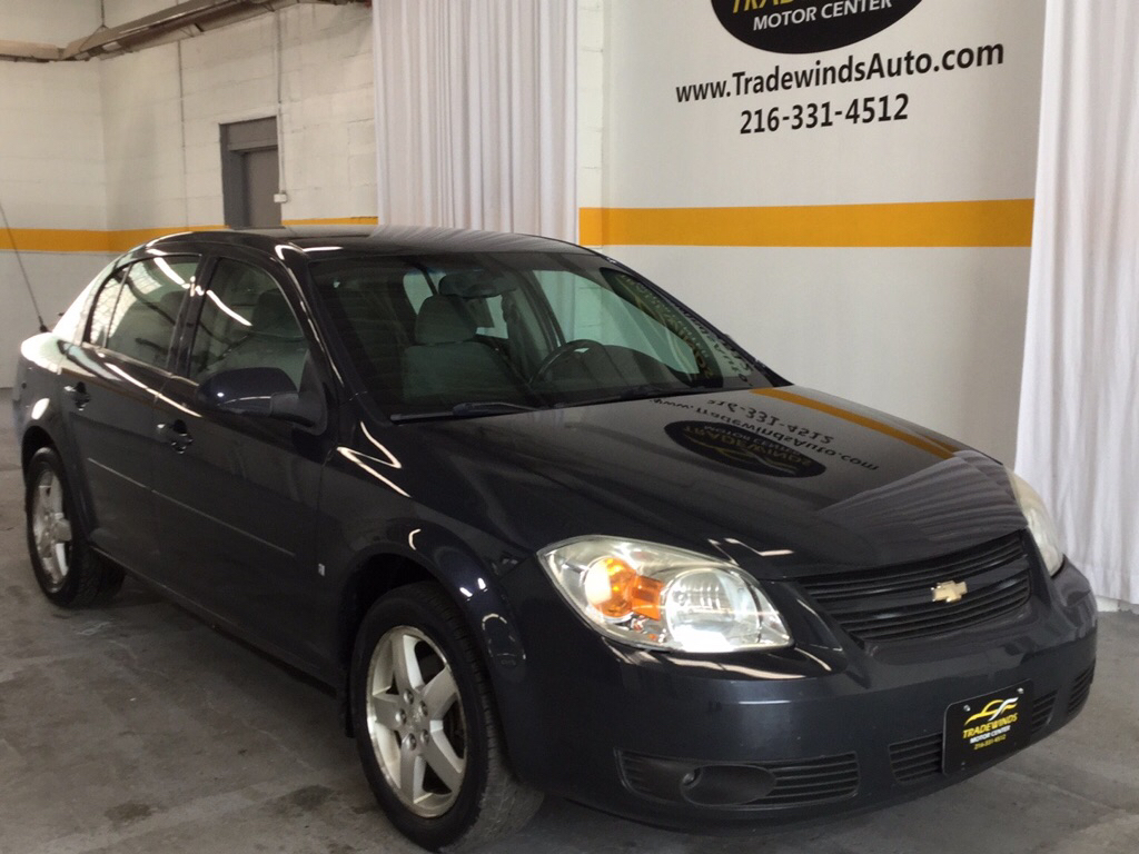 2008 CHEVROLET COBALT LT for sale at Tradewinds Motor Center