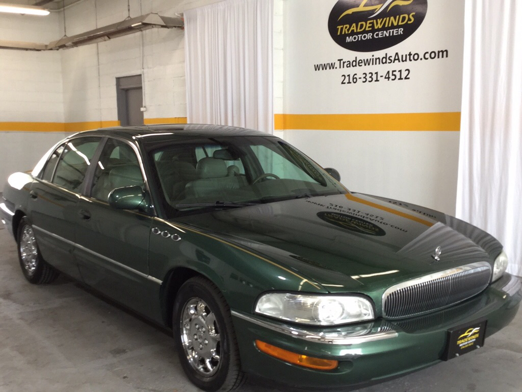 2003 BUICK PARK AVENUE  for sale at Tradewinds Motor Center