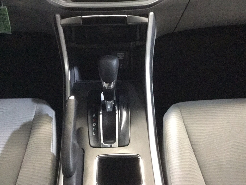 2015 HONDA ACCORD LX for sale at Tradewinds Motor Center