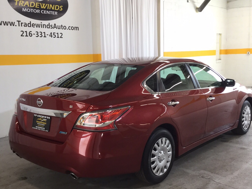 2014 NISSAN ALTIMA 2.5 for sale at Tradewinds Motor Center