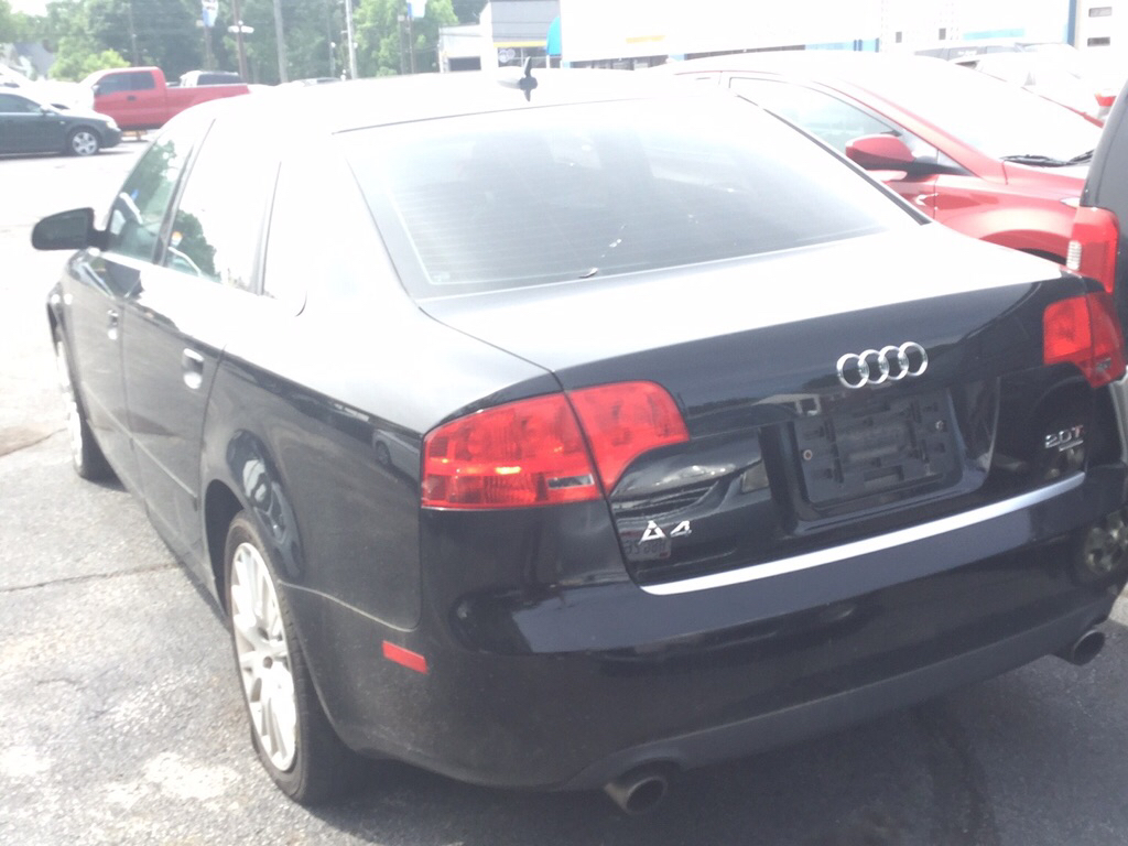 2006 AUDI A4 2.0T QUATTRO for sale at Tradewinds Motor Center