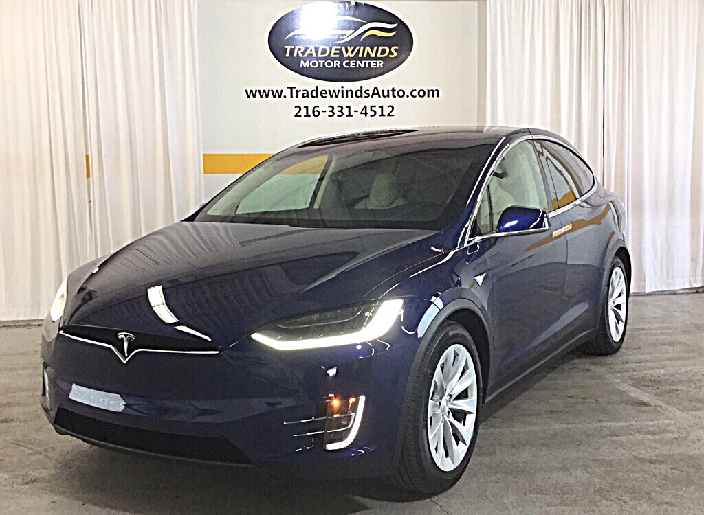 2018 TESLA MODEL X 100 KWH for sale at Tradewinds Motor Center