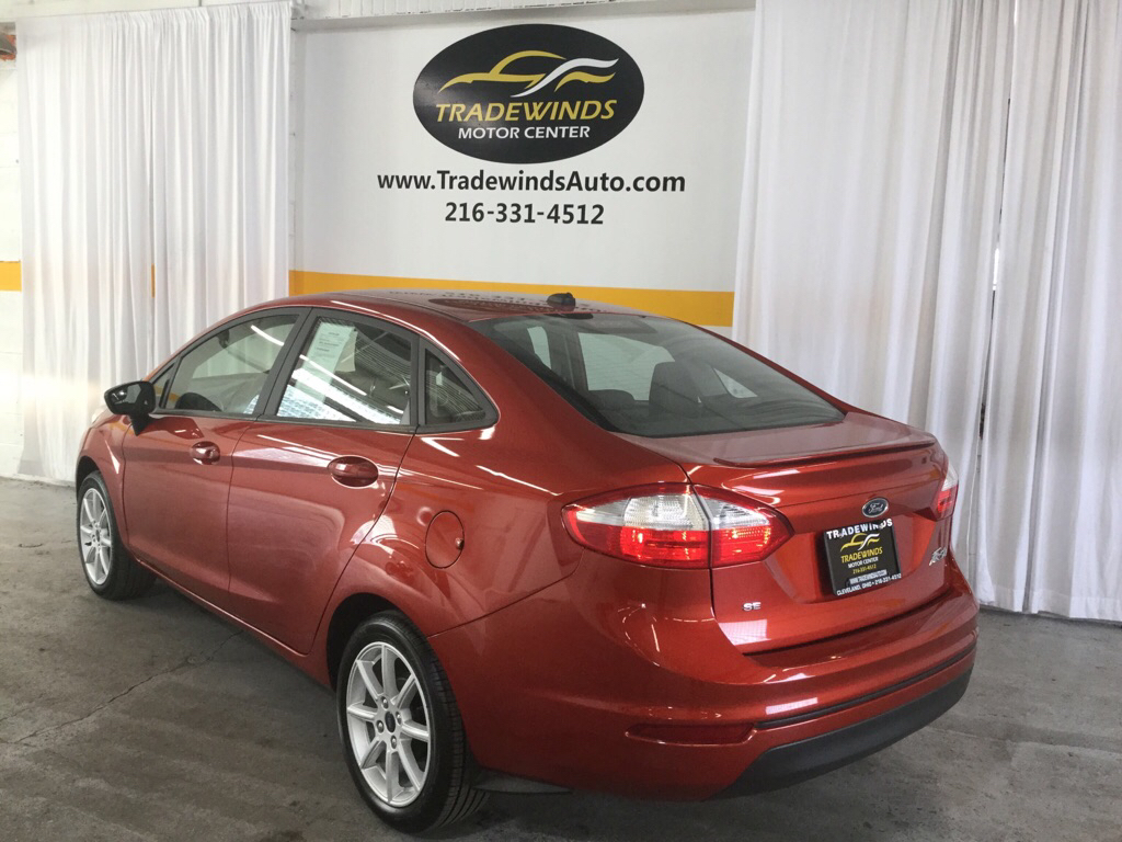 2019 FORD FIESTA SE for sale at Tradewinds Motor Center