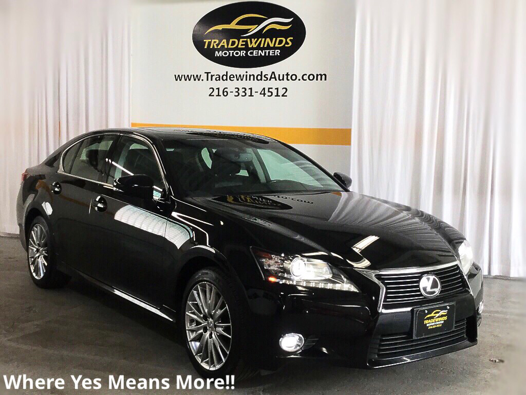 2014 LEXUS GS 350 for sale at Tradewinds Motor Center