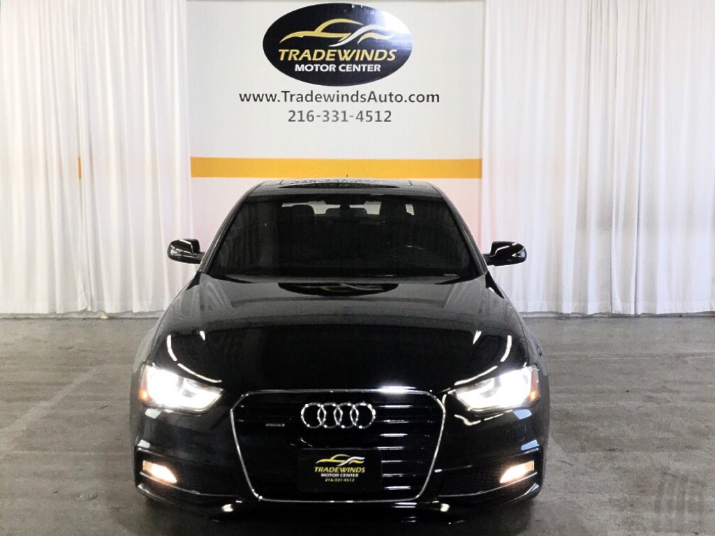 2015 AUDI A4 PREMIUM PLUS for sale at Tradewinds Motor Center