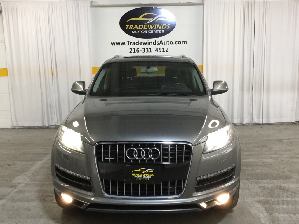 2010 AUDI Q7 PRESTIGE for sale at Tradewinds Motor Center
