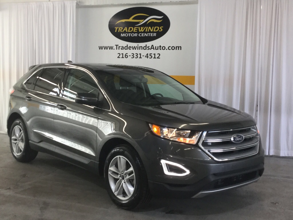 2017 FORD EDGE SEL for sale at Tradewinds Motor Center
